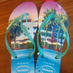 Havaianas- New With Tag- 9/10 Womens